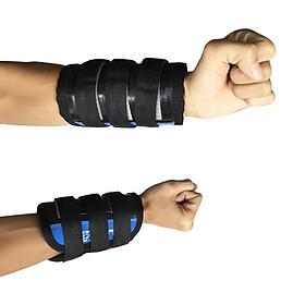 Chì đeo tay tập luyện thể lực,Giảm cân, phục hồi thể lực trọng lượng 3kg-1