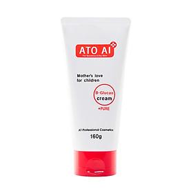 Kem dưỡng da dành cho bé chiết xuất thiên nhiên ATO AI 160g