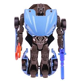 Robot Biến Hình Siêu Xe BKK 91503-RD/BU