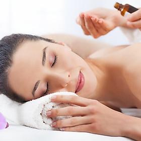 Hebe Spa - Liệu Trình Massage Thư Giãn Tinh Dầu Aroma
