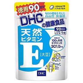 Viên uống DHC bổ sung Vitamin E (90 ngày)