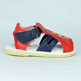 Giày Tập Đi Cho Bé Gái Rb Baby Fashion Sandal Crown Space 021_482