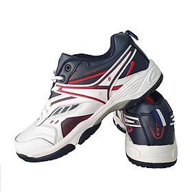 Giày thể thao Tennis,  Giày quần vợt nam chuyên dụng - Màu trắng đỏ BNSPV003