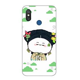 Ốp Lưng Dẻo Diên Hy Công Lược Cho Điện Thoại Xiaomi Redmi Mi 8 - Phú Sát Hoàng Hậu