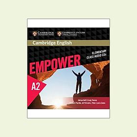 Cambridge English Empower Elementary Class Audio CDs (3)