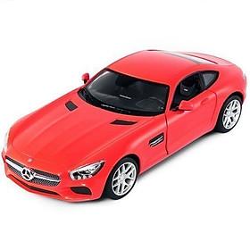Xe điều khiển Mercedes-benz Đỏ RASTAR SKU R72100-1/R72100