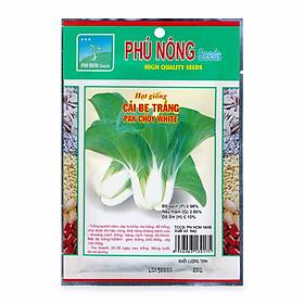 Hạt Giống Cải Bẹ Trắng Phú Nông (20g / Gói)