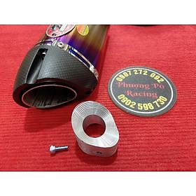 Tiêu giảm thanh dành cho pô lon A_H_M M3 lỗ 26mm