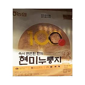 Nonghyup rice heart brown rice nurungji 150g