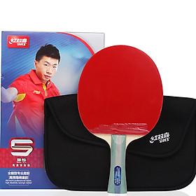 Vợt bóng bàn DHS 5002 dán sẵn + Tặng kèm túi đựng vợt