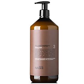 Mặt nạ dưỡng bóng tóc NASHI Filler Therapy Lifting Milk 3 Italy 1000ml