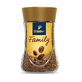 Cà phê hòa tan Tchibo Family - 200g - Tặng kèm hũ thủy tinh