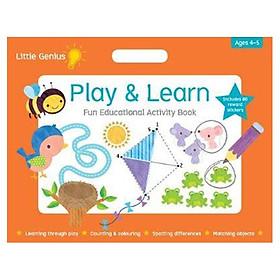 Little Genius Mega Pad - Play & Learn
