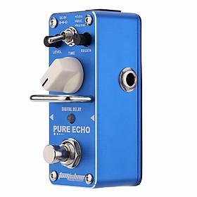 Phơ Cục Delay Mạch True Bypass Cho Guitar Điện EAROMA APE-3