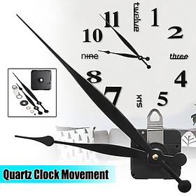 17MM Hand Quartz High Torque Tide Clock Movement Motor Mechanism Repair US