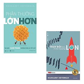 Bộ 2 cuốn sách nên đọc: Phần Thưởng Lớn Hơn Tại Sao Cạnh Tranh Không Phải Là Tất Cả - TedBooks Thay Đổi Nhỏ Phần Thưởng Lớn