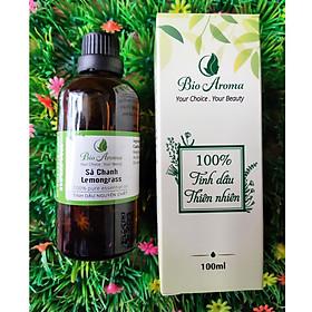 Tinh dầu sả chanh - lemongrass 100ml | Bio Aroma