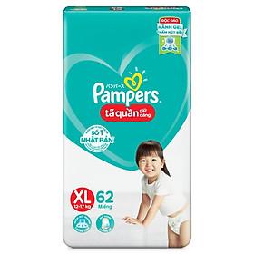 Tã-bỉm quần Pampers Demin 8 XL62
