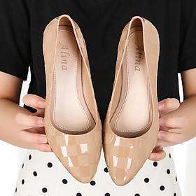 Giày nhựa đi mưa nữ 3p dáng công sở thời trang nhiều màu V251