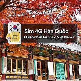 Sim 4G Hàn Quốc