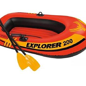 Thuyền bơm hơi trẻ em explorer 200 INTEX 58331