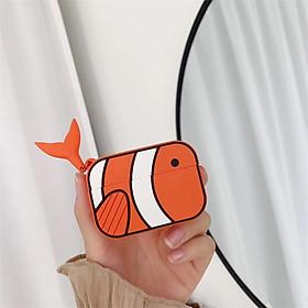 Airpods Pro case - Ốp bảo vệ dành cho Airpods Pro - Hình Cá