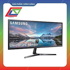 """Màn Hình Samsung 34"""" LS34J550WQEXXV LED - Hàng Chính Hãng"""