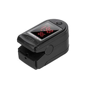 Blood Oxygen Monitor Fast Reading Finger Pulse Oximeter Mini SpO2 Monitor Oxygen Saturation Monitor Measuring Gauge