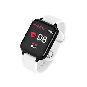 Đồng hồ thông minh Smart Watch SW105-7 theo dõi sức khỏe, vận động thể thao