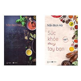 Combo 2 cuốn sách sức khoẻ trong tay bạn tặng cuốn rèn luyện kĩ năng cho trẻ