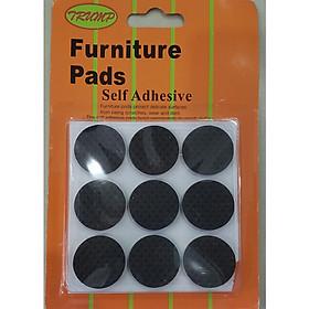 Bộ vỉ kê, Miếng lót chân bàn ghế đồ nội thất chống trầy Vỉ đen, miếng lót kê chân bàn, ghế, vật dụng gia đình chống trượt GD400-VICTray