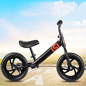 Xe thăng bằng cho bé bền đẹp màu đen