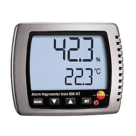 Máy đo nhiệt độ, độ ẩm testo 608H2