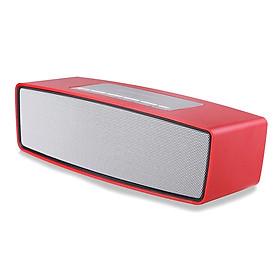 Loa Bluetooth Suntek S2025 (5W) - Đỏ - Hàng Nhập Khẩu