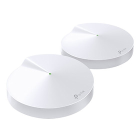 Bộ Phát Wifi Mesh TP-Link Deco M5 (2-pack)  Băng Tần Kép MU-MIMO AC1300 - Hàng Chính Hãng