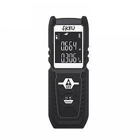 Xiaomi Youpin AKKU Máy đo khoảng cách bằng laser cầm tay Khoảng cách Khu vực đo Diastimeter Công cụ đo khoảng cách Máy đo kỹ thuật số Máy đo điện tử