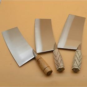 [Bộ 3 Chiếc] Bộ dao làm bếp đa năng bằng thép không gỉ - Giao mẫu ngẫu nhiên