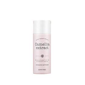 Nước hoa hồng tinh chất hoa trà Dewytree Camellia Extract Toner chống lão hóa 20ml - (Bản Mini)