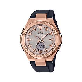 Đồng hồ nữ dây nhựa Casio Baby-G chính hãng MSG-S200G-1ADR