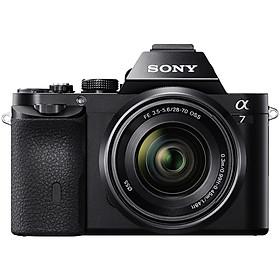 Máy Ảnh Full-Frame Sony ILCE-7K - Hàng nhập khẩu