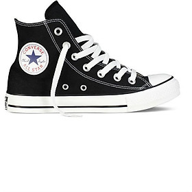 Giày Sneaker Unisex Converse Chuck Taylor All Star Classic Hi - Black/w
