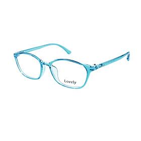 Gọng kính, mắt kính thời trang màu Xanh dương Xanh-duong