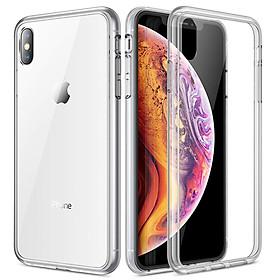 Ốp Lưng Dẻo iPhone Xs Max Hoco (Trong Suốt) - Hàng Nhập Khẩu