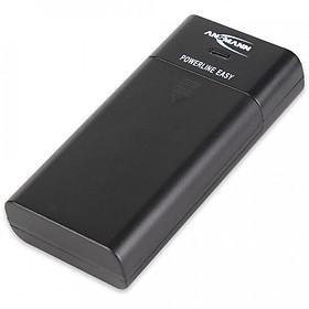 Bộ sạc đa năng Powerline  Battery Charger dùng cho Canon, Sony, Panasonic, Pentax, Sony - Hàng chính hãng