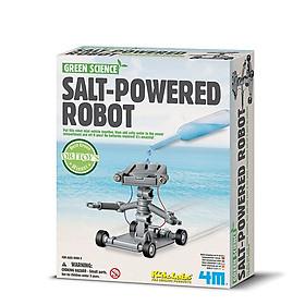 Đồ chơi khoa học -Robot chạy bằng nước muối