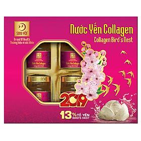 Nước Yến Collagen Song Yến - NYC6 (Lốc 6x70ml)