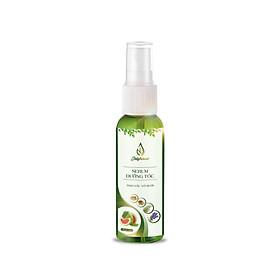 Serum dưỡng tóc tinh dầu Vỏ Bưởi 38ml JULYHOUSE giúp mái tóc khoẻ bồng bềnh, phục hồi tóc hư tổn, hương thơm thư giãn an toàn