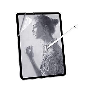 Dán màn hình dành cho iPad Paper-like chống vân tay cho cảm giác vẽ như trên giấy - Hàng Nhập Khẩu