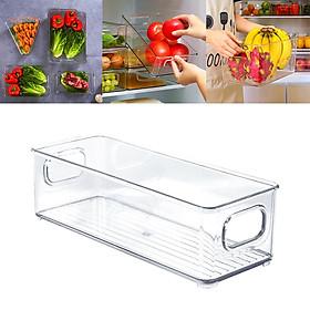 Fridge Storage Box Container Bins Kitchen Food Storage Organiser