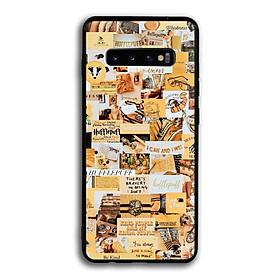 Ốp lưng Harry Potter cho điện thoại Samsung Galaxy S10 - Viền TPU dẻo - 02053 7788 HP04 - Hàng Chính Hãng